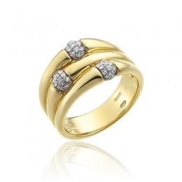Chimento Bamboo Flirt Ring