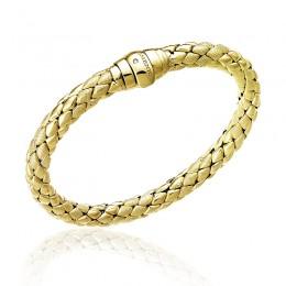 Chimento 18k Classic Stretch Bracelet