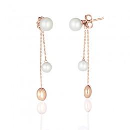 Chimento Armillas Acqua Pearl earrings