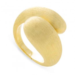 Lucia 18K Yellow Gold Hugging Ring