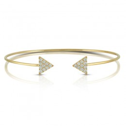 Doves Diamond Fashion Collection bangle bracelet