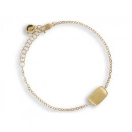 "Marco Bicego ""Delicati"" 18 Karat Yellow Gold Bracelet."