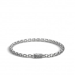 Dot 4.5MM Bracelet in Silver