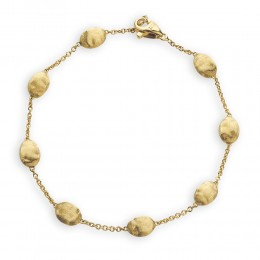 Marco Bicego 18K Yellow Gold Medium Bead Bracelet
