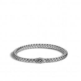 Classic Chain 6.5MM Bracelet in Silver