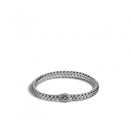 Classic Chain Silver Small Bracelet