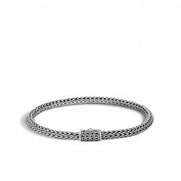 Classic Chain 5MM Bracelet in Silver