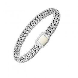 Classic Chain Batu Bone Medium Bracelet