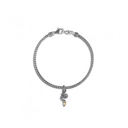 Legends Cobra Charm Bracelet