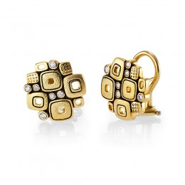 "Alex Sepkus ""Window"" Earrings"