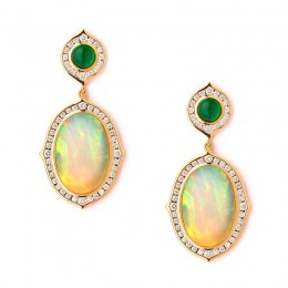 Syna limited edition 18kt. yellow gold Kamala