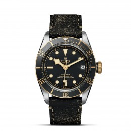 Tudor Black Bay S&G 41mm Steel And Gold