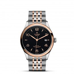 Tudor 1926 39mm Steel And Rose Gold