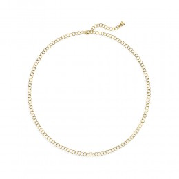 Temple St. Clair 18K Small Round Chain