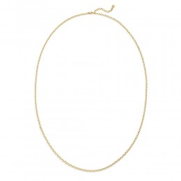 Temple St. Clair 18K Extra Small Oval Chain
