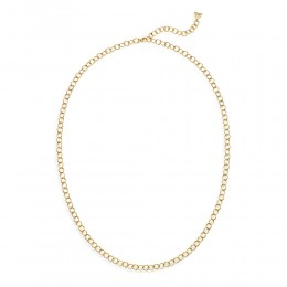 Temple St. Claire 18K Classic Oval Chain