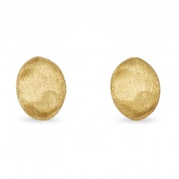 Siviglia Gold Stud Earrings