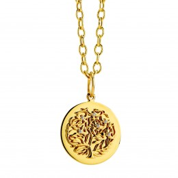 SYNA Jardin Small Tree Of Life Charm Pendant