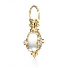 Temple St. Clair 18K yellow gold Classic Amulet