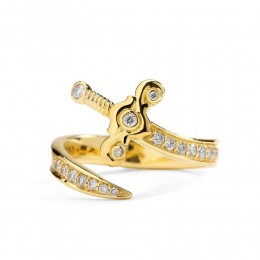 SYNA Mogul Sword Ring