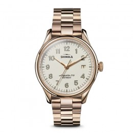 Vinton 3HD 38mm, Champagne Bracelet Watch