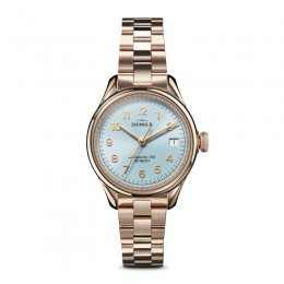 Vinton 3HD 32mm, Champagne Bracelet Watch