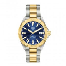 Aquaracer 300M Steel & Gold Calibre 5 watch