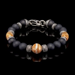 William Henry  Full Circle  Sets A Standard All Its Own Bracelet