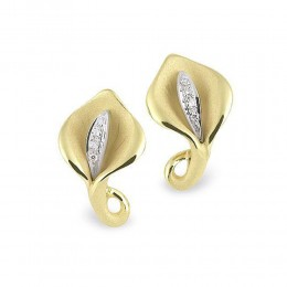 ANNAMARIA CAMMILLI Earrings Calla