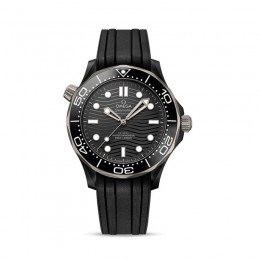 Seamaster Diver 300M Omega Co?Axial Master Chronometer 43.5 mm