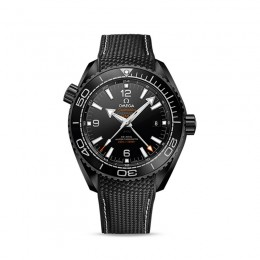 Seamaster Planet Ocean 600M Omega Co-axial Master Chronometer GMT 45.5�mm
