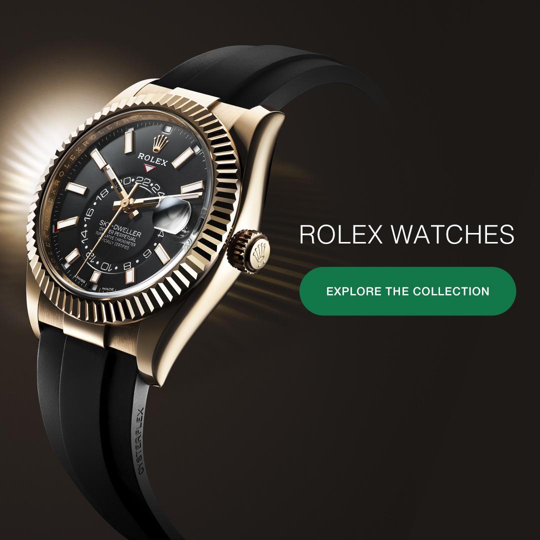 Rolex Luxury Watches